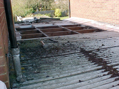 EPDM is an alternative to a corrugated system